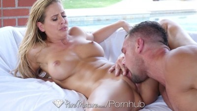 Step mom discovers BIG ANAL secret