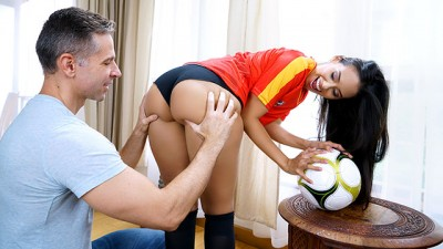 Hot Latina Teen World Cup Fucking