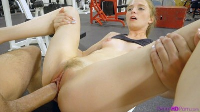 Cute Nympho Begs For Cock At The Gym! - Gym Selfie