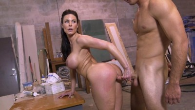 Big Booty MILF Kendra Lust Taking Dick From Sean Lawless