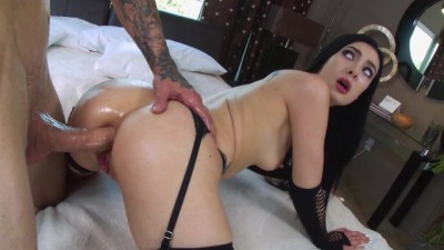 Marley Brinx Taking Anal From Chris Strokes