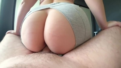 Big ass loves to fuck through yoga pants