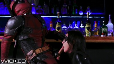WICKED PICTURES Deadpool Cums too Quickly - SuckSex