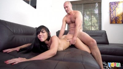 20 Year old Julz Gotti Fucked during Casting