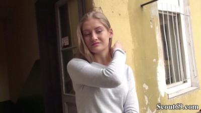 Deutsch porn casting