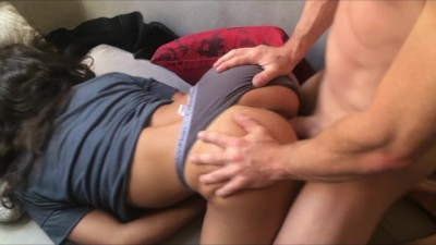 Fit Girlfriend Fucked Hard in the Morning