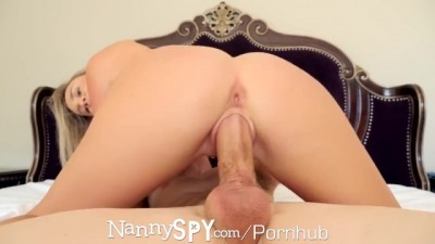 Swallow your Words - Nanny FUCKS to keep Job