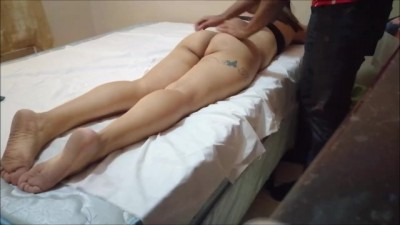Seduces Latin Girl and she Ends Squirting