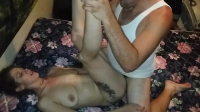 Kitty Squirts gone WILD Fan Fuck and two dicks
