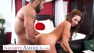 Richelle Ryan Seals the Deal with a Creampie