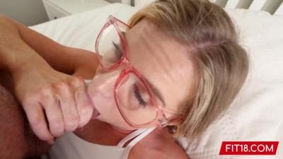 Nikki Sweet - Casting Creampie a Girl