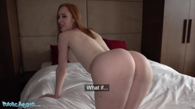 Redhead Brit Lenina Crowne Fucks for Posh Villa