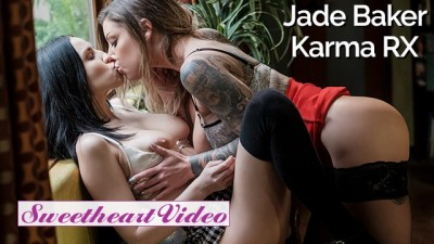 Secretary Jade Baker will do anything for Inked Boss Karma RX