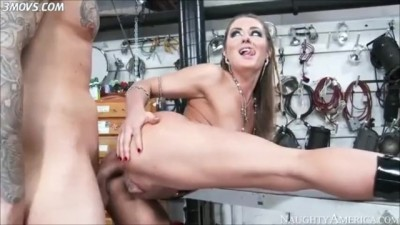 What you Waiting for Anal PMV