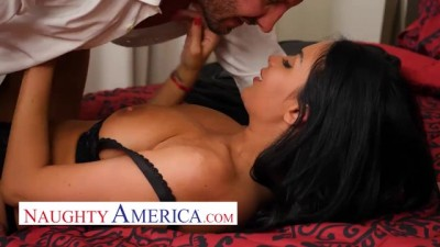 Anissa Kate as French Maid Gets Fucked