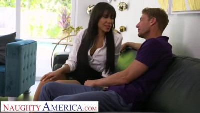 Gia Milana Fucks her Boss' Husband