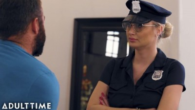 Officer Natalia Starr Caught him