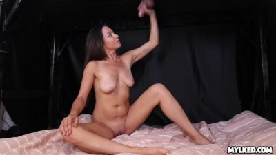Cock Milked after Erotic Massage