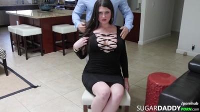 Big-Tits McGee Sofia Sucks & Fucks like a CHAMPION