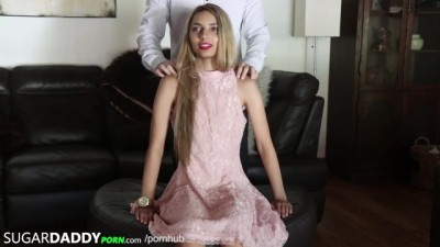 Tiny Indian Young wants SugarDaddy to Pay for her Car