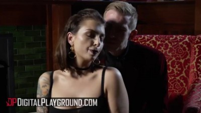 Thicc Inked Babe Ivy Lebelle Gets Pounded by Danny D