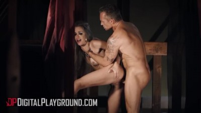 Grieving Teen Kimmy Granger Takes a Big Dick to help