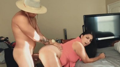 Let my new Latino Landscaper Dick me down Anal Style b 4