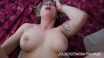 Holidays with Stepmom 2 - Mom Begs me to Fuck her Deeply