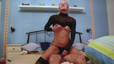 Russian Dominant Girl Fucked and Punished her Cheating Boyfriend