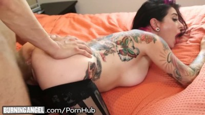 Joanna Angel Deeply Penetrated while looking Stunning
