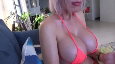 My Beautiful Hot and Horny Step Mom got Big Boobs