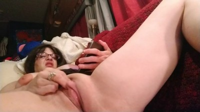 Big Clit with Multiple Orgasms and Contractions