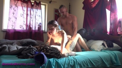 Sex with two girls before school @andregotbars