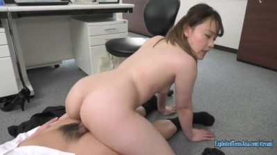 JAV Office Girl Kusanagi Fucks Uncensored
