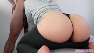 Rainy Day Fuck with Girlfriend - POV