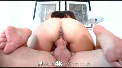 Sophia Rivera shakes her big ass to get fucked