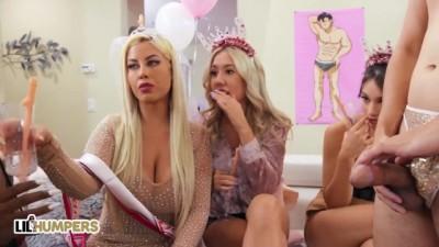 Lil Stripper Ricky Spanish Fucks Big Tit MILF Bridgette