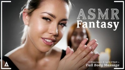 Full Body Lesbian Massage- Alina Lopez
