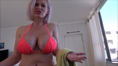 Casca Akashova - Big Breasted Mom & Step Son Bonding