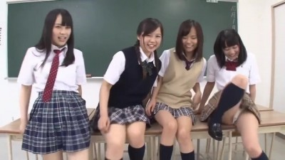 Japanese Schoolgirl Feet