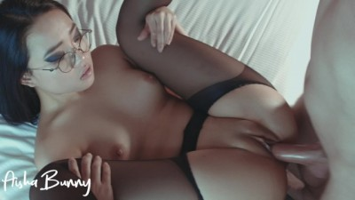 SENSUAL PUSSY LICKING LEADS TO ANAL CREAMPIE