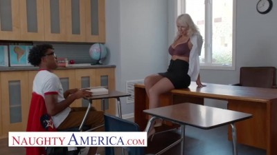 London River is willing to help her Student, but she wants Cock