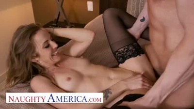 Karla Kush Fucks her Neighbor - Naughty America