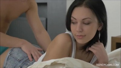 Young Nora Deep Anal Sex and Cum in Mouth