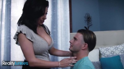 Sexy Brunette MILF Danica Dillon Gets her Pussy Pounded