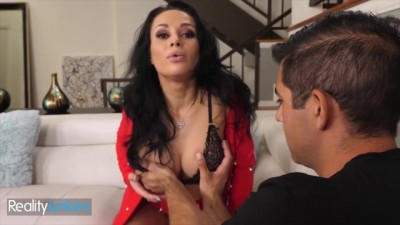 Goddess Crystal Rush Sensual Fuck on the Couch