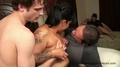 Casting Hot Asian Mom Miya Desperate Amateurs Orgy