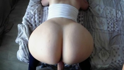 I Fuck my Step Sister PAWG and take it Doggystyle like a Bitch!