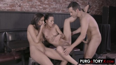 The last Straw Vol 1 Part 3 with Aidra Fox and Emily Willis