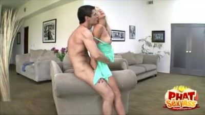 Phat Ass Blonde Payton Leigh Fucked
